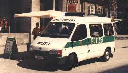 Polizeiauto Hamburg